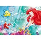 【台製拼圖】HPD0200-025 迪士尼系列 - Disney Princess小美人魚(3) (心形) 200 片拼圖