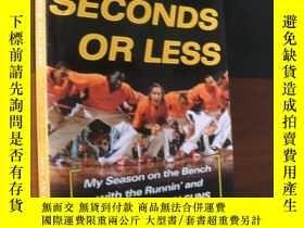 二手書博民逛書店:07罕見Seconds or less:my reason o