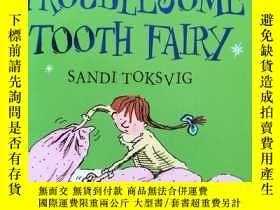 二手書博民逛書店英文原版罕見故事書 兒童文學 Colour First Reader - The Troublesome Toot