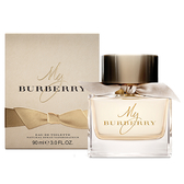 【BURBERRY】MY BURBERRY 女性淡香水 90ml