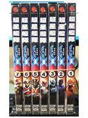 影音專賣店-B16-024-正版DVD-動畫【超星艦隊 01-07】-套裝 國日語發音