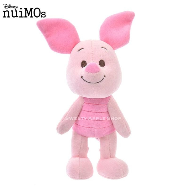 (現貨&日本實拍) 日本 DISNEY STORE 迪士尼商店限定 nuiMOs 小熊維尼家族 小豬 玩偶娃娃 (可變換姿勢)