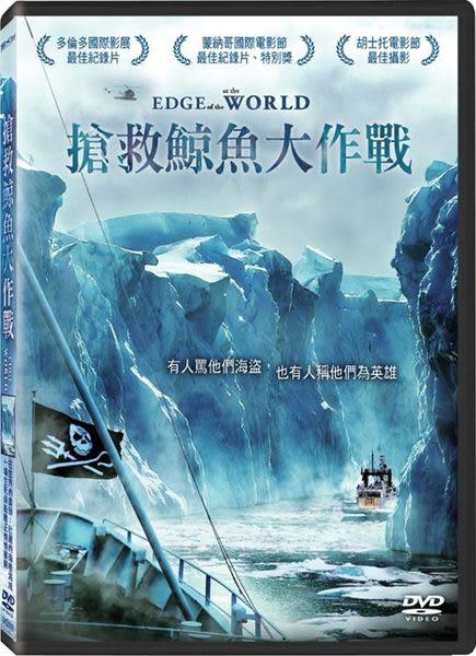 搶救鯨魚大作戰 DVD (音樂影片購)