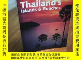 二手書博民逛書店Lonely罕見Planet Thailand s Island