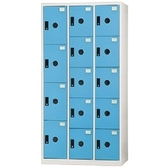 【時尚屋】DJ多用途塑鋼製辦公置物櫃(9-7)灰色