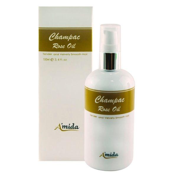 AMIDA香檳玫瑰油100ML