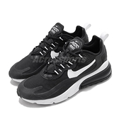 Nike 休閒鞋 Air Max 270 React 黑 白 氣墊 女鞋 運動鞋 【ACS】 CI3899-002