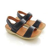 涼鞋 質感厚底簡約涼鞋 P-0633