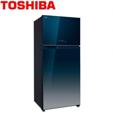 TOSHIBA東芝608L變頻冰箱GR-WG66TDZ(GG)漸層深藍