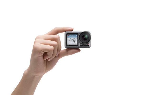 【送64G】DJI 大疆 Osmo Action 運動攝影機 雙螢幕 先創公司貨 分期零利率 6月中到貨