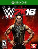 X1 WWE 2K18(英文版)