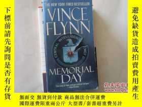 二手書博民逛書店VINCE罕見FLYNN:MEMORIAL DAY【426】Y1
