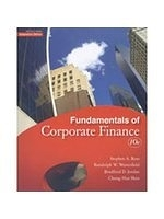 二手書博民逛書店 《Fundamentals of Corporate Finance (adaptation edition)》 R2Y ISBN:9861579672│Ross