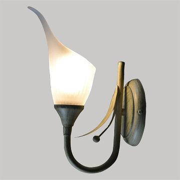 鐵藝玻璃燈
