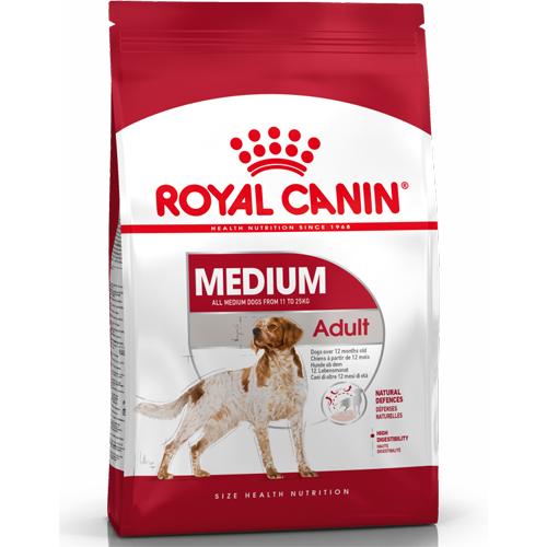 【寵物王國】法國皇家-MA(M25)中型成犬專用飼料4kg