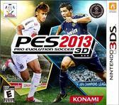 3DS Pro Evolution Soccer 2013 世界足球競賽 2013(美版代購)