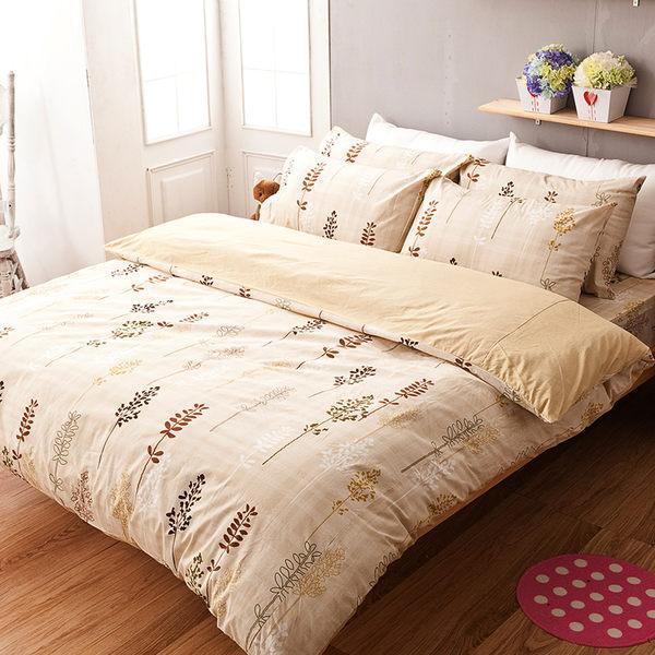 床包 / 單人【夏日之森】含一件枕套  戀家小舖,台灣製造AAC101