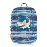 TigerFamily兒童輕旅包-鯊魚寶貝