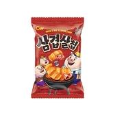 韓國 CW 豬豬五花肉風味脆片(70g)【小三美日】