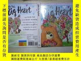 二手書博民逛書店LITTLE罕見TED S BIG HEARTY180897 不