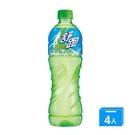 舒跑運動飲料寶特瓶590ml*4入【愛買...