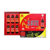 金蔘-6年根韓國高麗人蔘蔘芝王禮盒(10入/盒,共10盒)