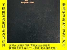 二手書博民逛書店COLLOID罕見AND INTERFACE CHEMISTRYY153827 Robert D.Vold A