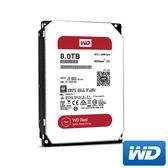 WD威騰 WD80EFAX 紅標 8TB 3.5吋NAS硬碟(NASware3.0)