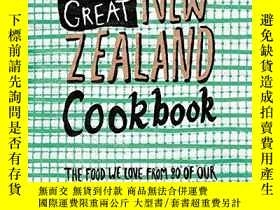 二手書博民逛書店The罕見Great New Zealand CookbookY
