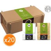 繽豆.濾掛咖啡(淺焙+中焙)(20入/盒,共一盒)﹍愛食網