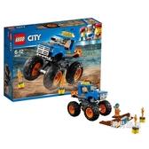 積木城市組60180巨輪越野車City積木玩具xw