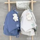 日本小眾個性書包2020年新款小雙肩包出游郊游背包大學生逛街包 蘿莉新品