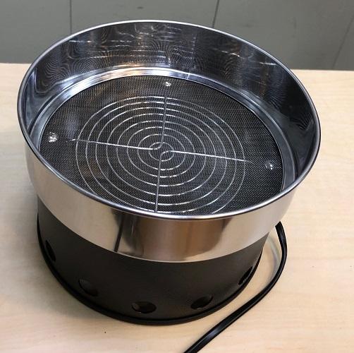 台灣製 皇家火車頭 RT-200 小鋼砲咖啡豆 烘焙機單層冷卻盤200G -【良鎂咖啡精品館】