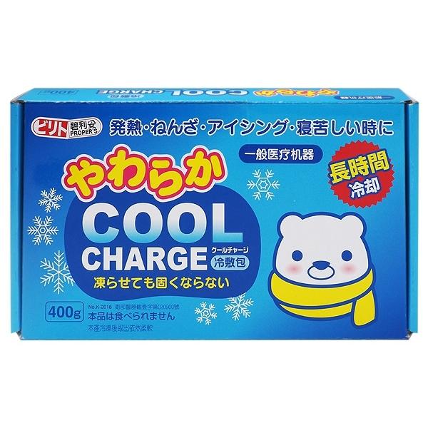 日本 KIYOU 碧利妥醫療用冷敷包(大)400g【小三美日】