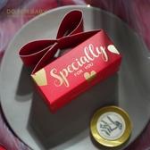 喜糖盒紙盒喜糖盒子創意結婚用品中式糖盒婚禮糖果盒喜糖禮盒裝小春季新品