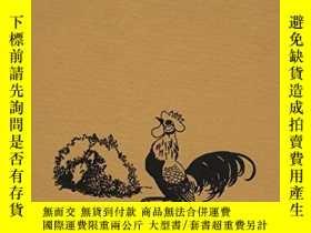 二手書博民逛書店Chanticleer罕見And The FoxY256260 Chaucer, Geoffrey  Coon