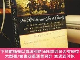 二手書博民逛書店The罕見Boisterous Sea of Liberty: A Documentary History of