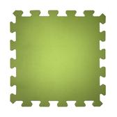 素色安全地墊30x30x1cm 6入-新葉綠