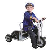 威力警車 華森葳威力車兒童幼兒教具玩具設備情境社會角色扮演騎乘遊戲平衡感統控制方向學習