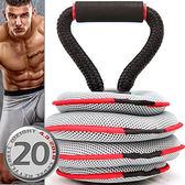 調整20磅9公斤壺鈴組合(可調式4.3~20LB)9KG拉環啞鈴搖擺鈴KettleBell重力舉重量訓練運動健身器材