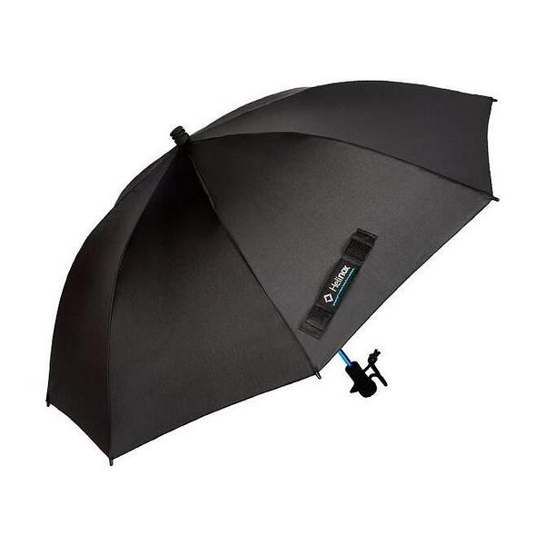 『VENUM旗艦店』Helinox Umbrella One 輕量戶外傘/雨傘 黑色