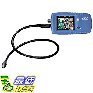 [106玉山最低比價網] CEM華盛昌視頻儀/內窺鏡管道攝像防水機械維修檢測視頻儀BS-050