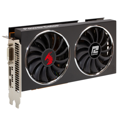 PowerColor 撼訊 RX 5500 XT Red Dragon OC 8GB GDDR6 128bit PCI-E 4.0 顯示卡 紅龍版