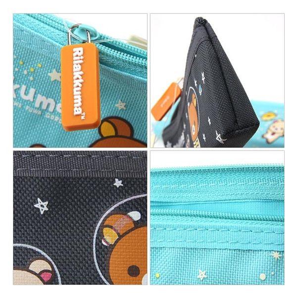 里和Riho san-x 拉拉熊 Rilakkuma 懶懶熊 帆布筆袋 鉛筆盒 收納包 變裝系列