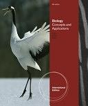 二手書博民逛書店 《Biology: Concepts and Applications, International Edition》 R2Y ISBN:9780538739368