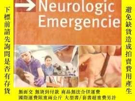 二手書博民逛書店Neurologic罕見Emergencies, Third E