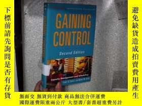 二手書博民逛書店GAINING罕見CONTROL 獲得控制權 011Y26111