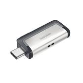 SanDisk SDDDC2 128G Ultra USB Type C+A雙用隨身碟