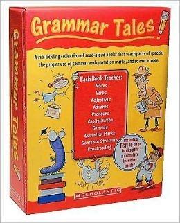 【麥克書店】GRAMMAR TALES BOX SET /10書《英文教材:文法》