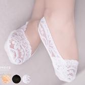 蕾絲淺口隱形船襪 防滑膠條 蕾絲襪 小童 隱形襪 橘魔法Baby magic 現貨 襪子 親子襪